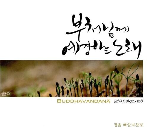[CD] 부처님께 예경하는 노래 - 오디오CD 1장