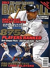 Major League Baseball (연간 미국판): 2013년