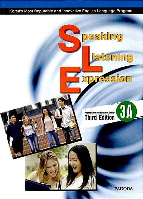 [중고] SLE 3A (교재 + MP3 무료 다운로드)