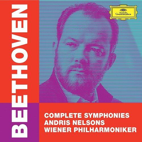 [수입] 베토벤 : 교향곡 전곡 [5CD+BDA] (캡박스)