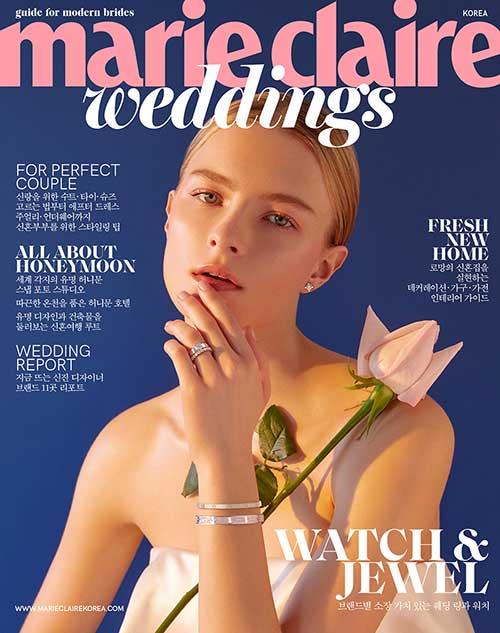 마리끌레르 웨딩 Marie Claire Weddings 2020.S/S