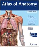 Atlas of Anatomy (Paperback, 4)