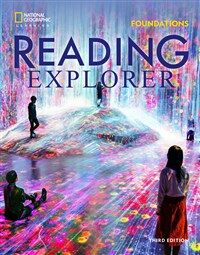 Reading explorer Foundations : Studentbook (+ Online WB sticker code)