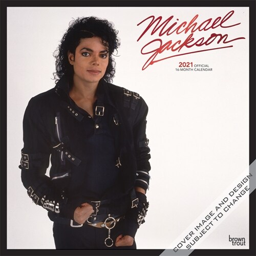 Michael Jackson 2021 Square Foil (Other)