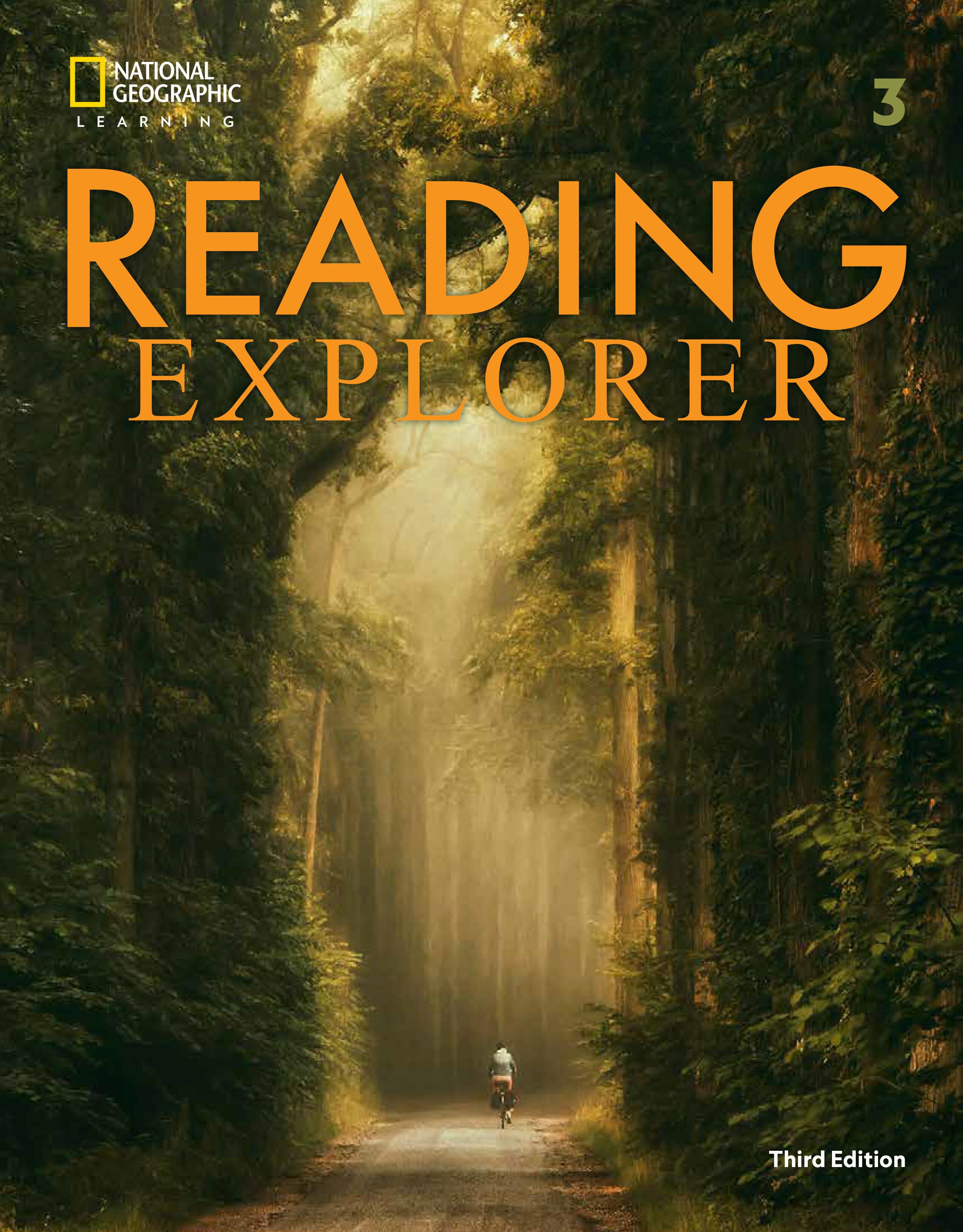 Reading explorer 3 : Studentbook (+ Online WB sticker code) (3rd Edition)