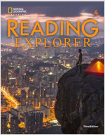 Reading explorer 4 : Studentbook (+ Online WB sticker code) (3rd Edition)