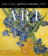 Art Page-A-Day Gallery Calendar 2021 (Daily)
