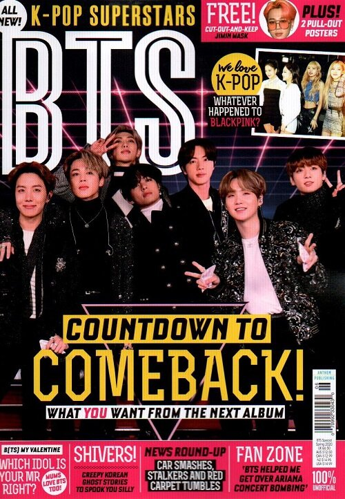 K-pop Superstars - BTS (방탄소년단 스페셜): Issue No.6