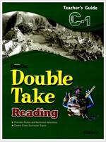 Double Take Reading Level C-1 : Teachers Guide (Paperback)