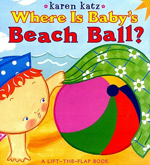 Where Is Babys Beach Ball? (Board Books)