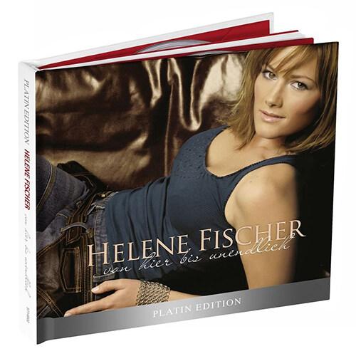 [수입] Helene Fischer - Von hier bis unendlich(From here to infinity) [CD+PAL DVD][Limited Edition]