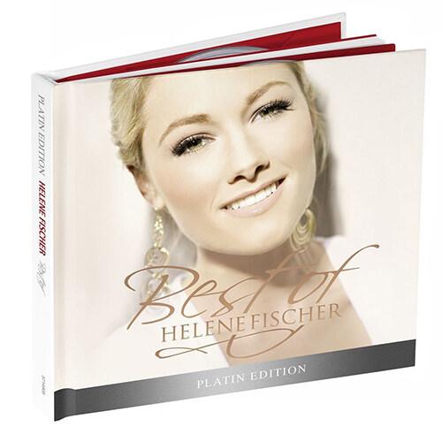 [수입] Helene Fischer - Best Of [CD+PAL DVD][Limited Edition]