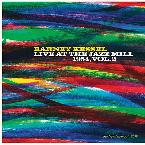 [수입] Barney Kessel - Live at the Jazz Mill 1954, Vol. 2 [180g 블루 LP]