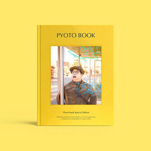 [포토북] P.O (피오) 포토북 - PYOTO BOOK
