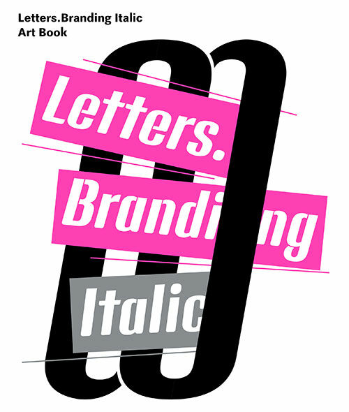 LettersBranding Italic Art Book