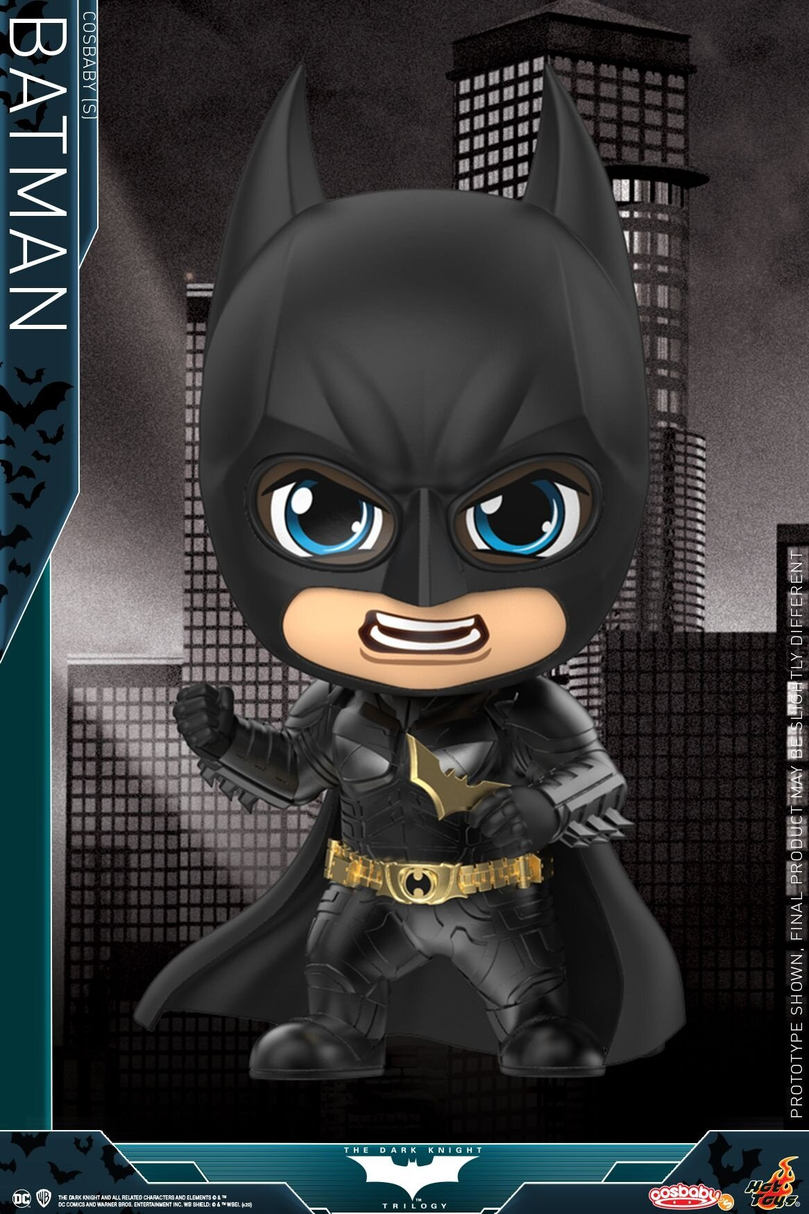 [Hot Toys] 코스베이비 다크 나이트 : 배트맨 COSB721