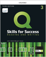 Q Skills for Success Reading and Writing 3 : Student Book with Online Practice (3rd Edition)