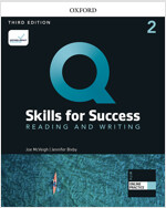 Q Skills for Success Reading and Writing 2 : Student Book with Online Practice (3rd Edition)