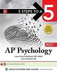 5 Steps to a 5: AP Psychology 2021 (Paperback)