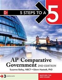 5 Steps to a 5: AP Comparative Government, 2e (Paperback, 2)