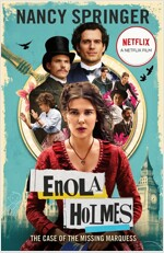 Enola Holmes: The Case of the Missing Marquess - As seen on Netflix, starring Millie Bobby Brown (Paperback)