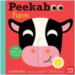Peekaboo Cow (Board Book)