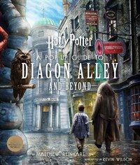 Harry Potter: A Pop-Up Guide to Diagon Alley and Beyond (Hardcover)