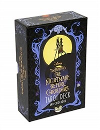 The Nightmare Before Christmas Tarot Deck and Guidebook (Hardcover)