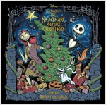 The Nightmare Before Christmas: Advent Calendar and Pop-Up Book (Hardcover)
