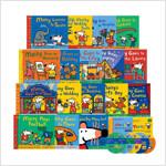 A Maisy First Experiences Book and More! 메이지 영어그림책 17종 : SET A+B (Paperback 17권 (세이펜 기능/영어활동 페이지) + Audio CD 5장, 세이펜 에디션)