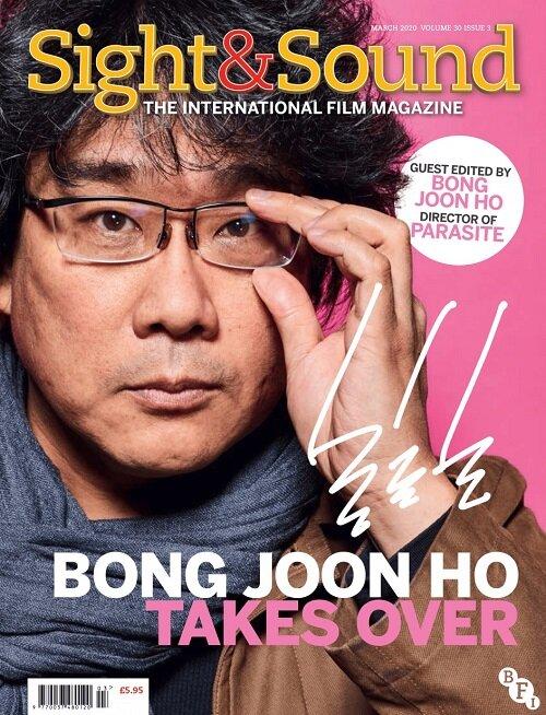 Sight & Sound (월간 영국판): 2020년 03월호 - 봉준호 커버