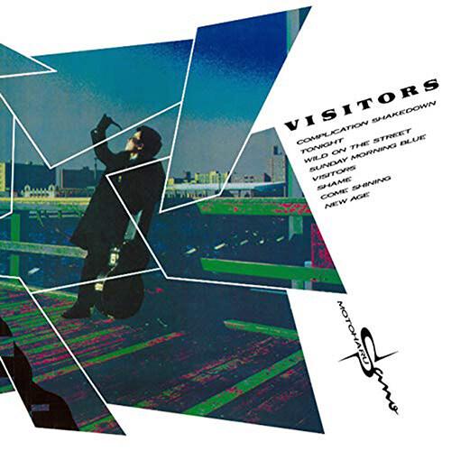 [수입] Motoharu Sano - Visitors [LP]