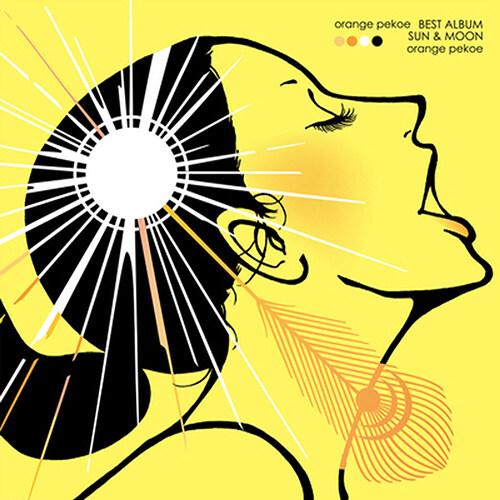 [수입] Orange Pekoe - orange pekoe Best Album SUN & MOON [2LP 게이트폴드]