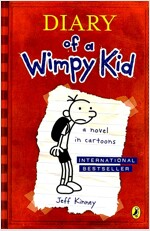 Diary Of A Wimpy Kid (Book 1) (Paperback)