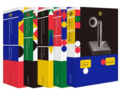 [세트] 을유세계문학전집 리커버 에디션 한정판 5종 세트 - 전5권