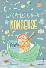 The Book of Complete Nonsense (Paperback)