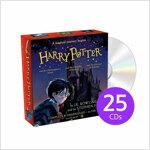 해리포터 1~3권 오디오 세트 Harry Potter Books 1-3: Audio Collection (Audio CD 25장, 책 미포함)