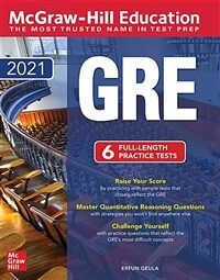 McGraw-Hill Education GRE 2021 (Paperback, 7 ed)