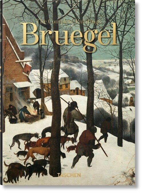 Bruegel. the Complete Paintings. 40th Anniversary Edition (Hardcover)