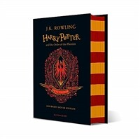 Harry Potter and the Order of the Phoenix - Gryffindor House Edition (Hardcover)