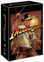 인디아나 존스 4-Movie 콜렉션 (4disc)