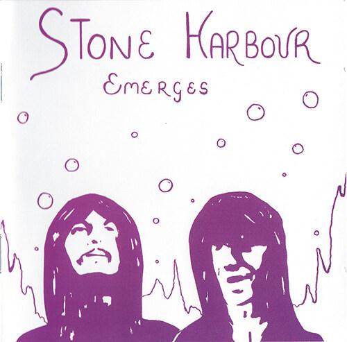 [수입] Stone Harbour - Emerges [LP]