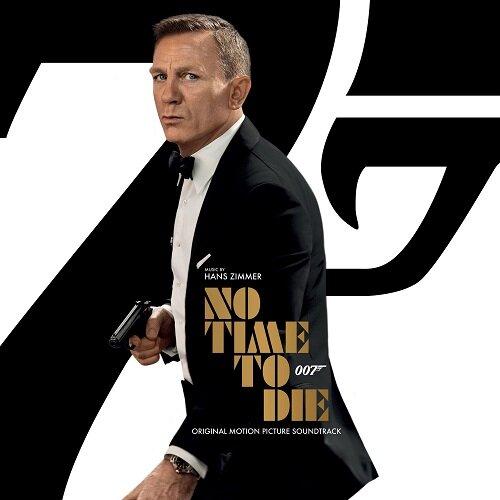 [수입] 007 노 타임 투 다이 OST [2LP]