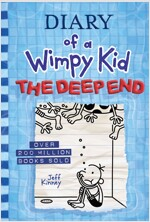 Diary of a Wimpy Kid #15 : The Deep End (Hardcover)