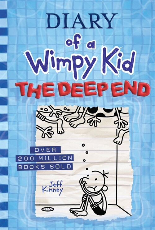 Diary of a Wimpy Kid #15 (Hardcover)