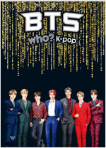 Who? K-POP BTS (audiobook) (English+Korean) 영문+한글