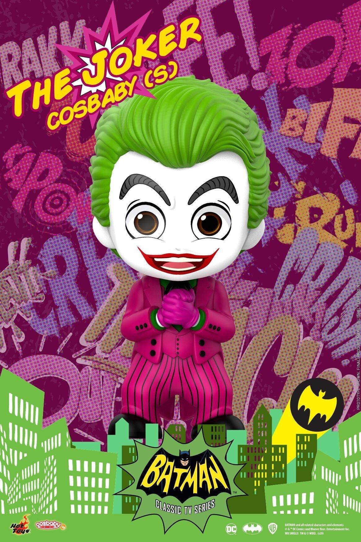[Hot Toys] 코스베이비 배트맨 클래식 TV : 조커 COSB708