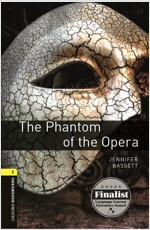 Oxford Bookworms Library: Level 1:: The Phantom of the Opera (Paperback)