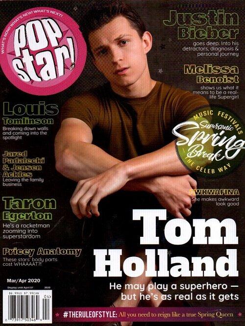 Pop Star (월간 미국판): 2020년 03/04월호