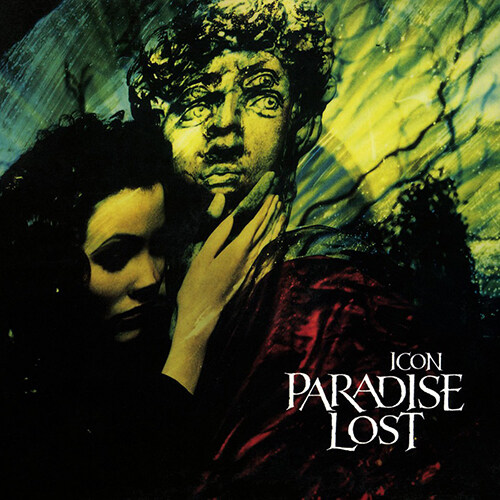 [수입] Paradise Lost - Icon [180g 2LP][옐로우&블랙 마블 컬러반]